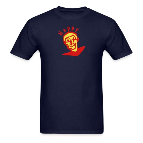 Happy Golden - Men's T-Shirt