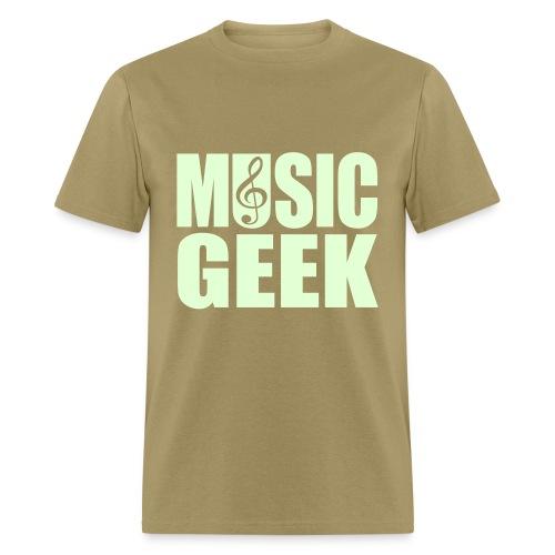 Music Geek t Shirt - Men's T-Shirt