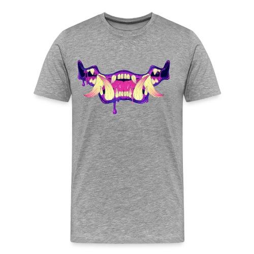 Monster Chompers - Men's Premium T-Shirt