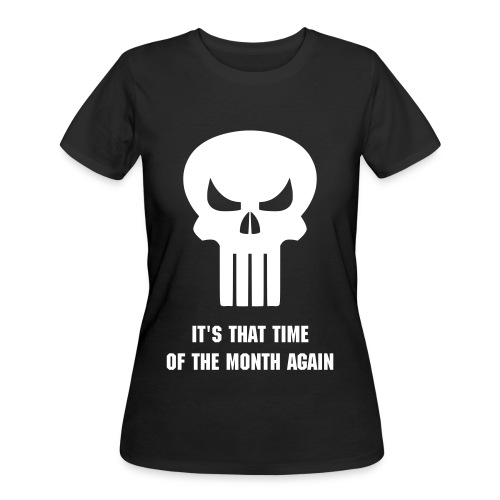 It's that time of the month - Women's 50/50 T-Shirt