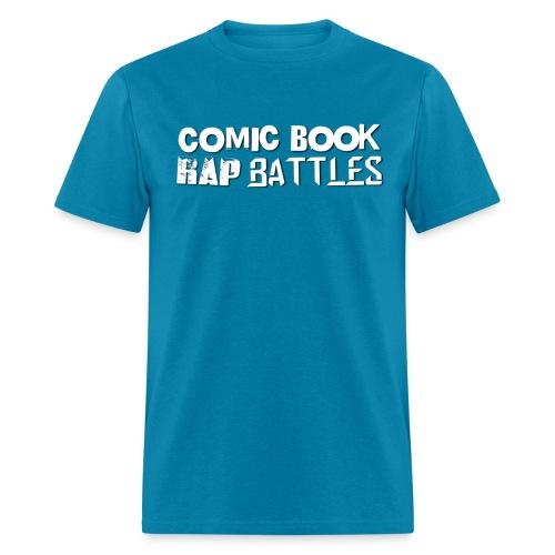Comic Book Rap Battles - Men's T-Shirt