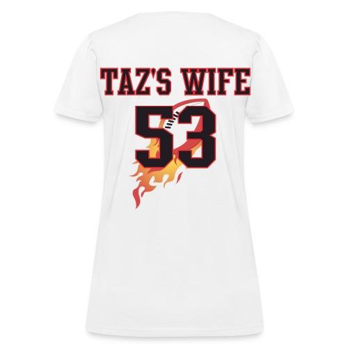 Lynette - custom design option 1 - Women's T-Shirt