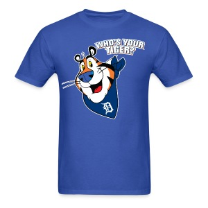 Who's Your Tiger! - Men's T-Shirt