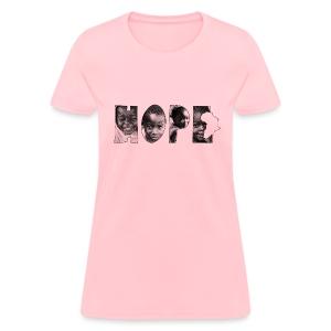 Hope (Women's) - Women's T-Shirt