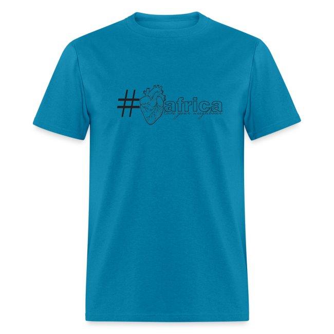 Hashtag Heart Africa (Mens)