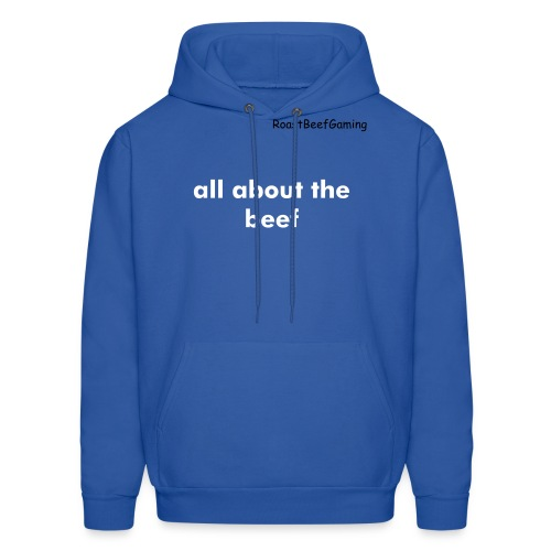 All about the beef - Men's Hoodie