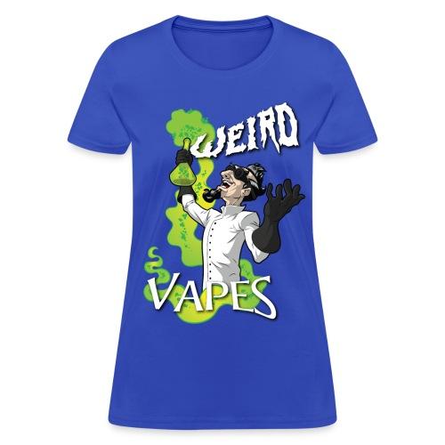 WeirdVapes Women's Tee - Women's T-Shirt