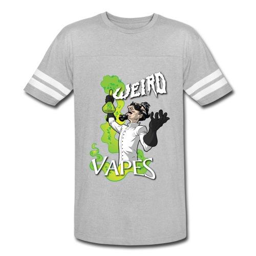 WeirdVapes Men's Sports Tee - Vintage Sport T-Shirt