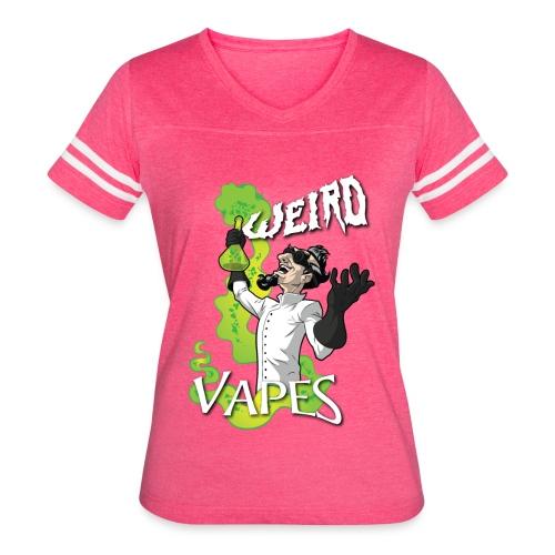 WeirdVapes Women's Sports Tee - Women's Vintage Sport T-Shirt