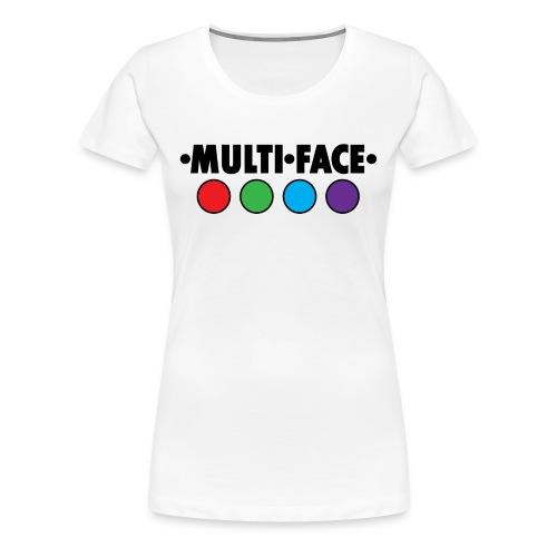 Women Original White Shirt  - Women's Premium T-Shirt