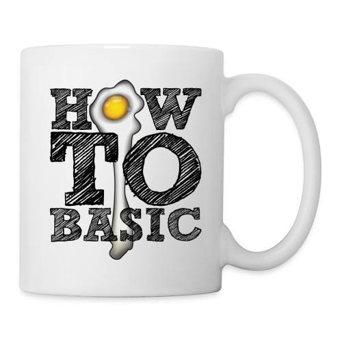 how_to_basic01 - Coffee/Tea Mug