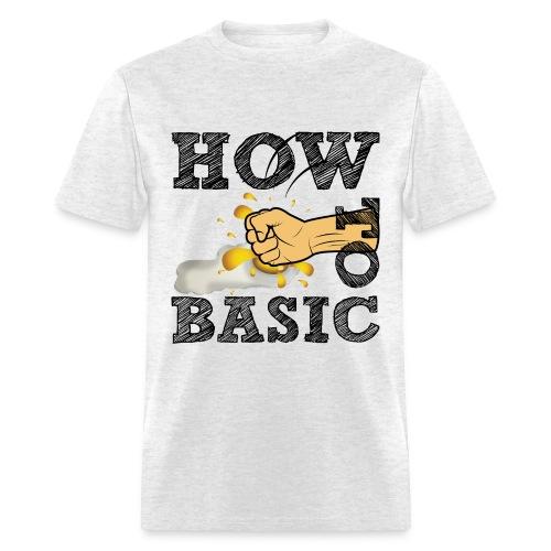 fist_final01 - Men's T-Shirt