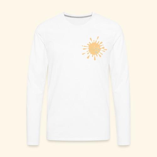Lè Crème L/S - Men's Premium Long Sleeve T-Shirt