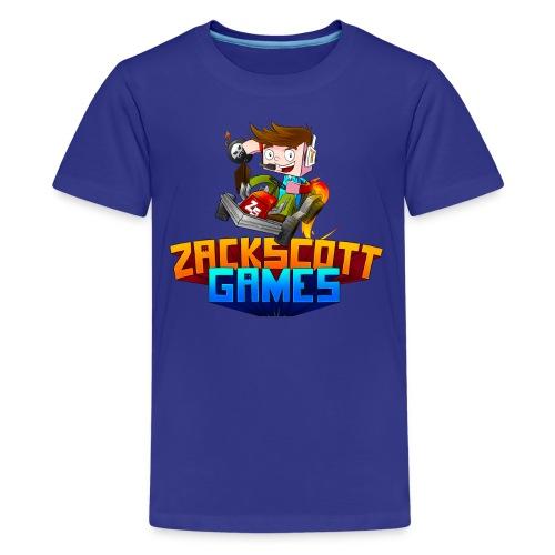 Kart Racer (Kid's Premium) - Kids' Premium T-Shirt