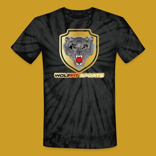 WolfFit Sports - Unisex Tie Dye T-Shirt