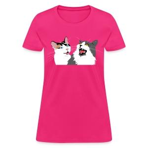 Otto & Egon (Women's) - Women's T-Shirt