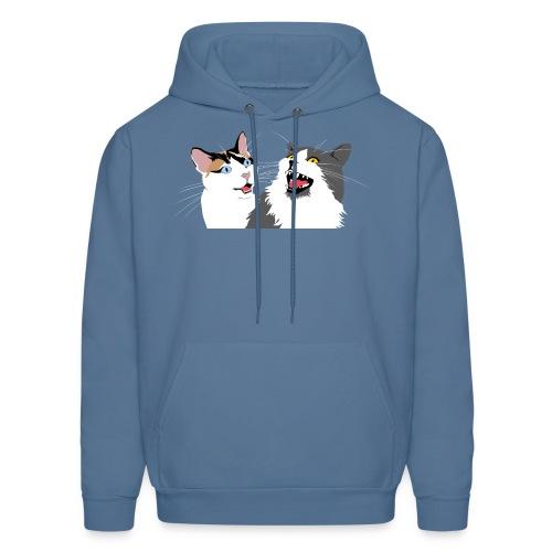 Otto & Egon (Adult Hoodie) - Men's Hoodie