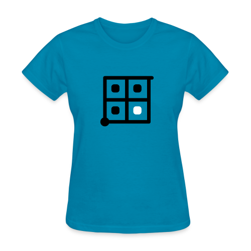 Witness [Black] - Women's T-Shirt