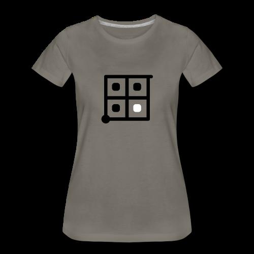 Witness [Black] - Women's Premium T-Shirt