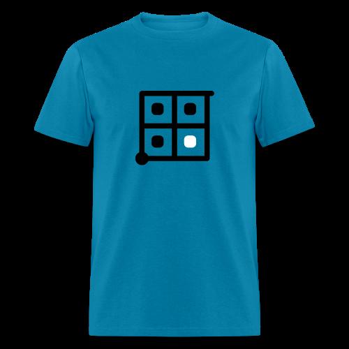 Witness [Black] - Men's T-Shirt