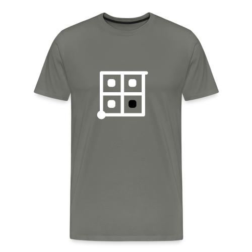 Witness [White] - Men's Premium T-Shirt