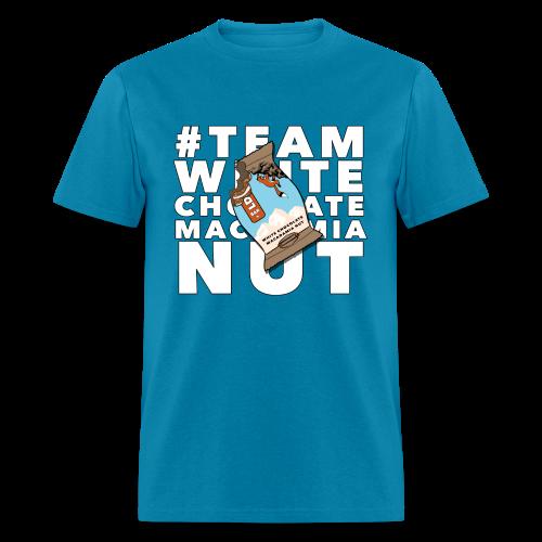 TEAM WHITE CHOCOLATE MACADAMIA NUT - Men's T-Shirt