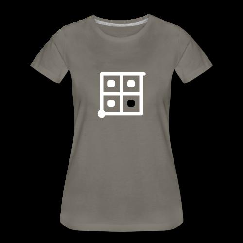 Witness [White] - Women's Premium T-Shirt