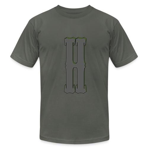 A2 - Men's T-Shirt by American Apparel - Men's Fine Jersey T-Shirt