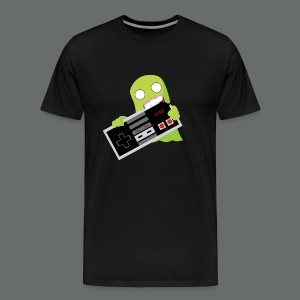 Green Slime - Men's Premium T-Shirt