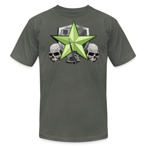 A5 - Men's T-Shirt by American Apparel - Men's Fine Jersey T-Shirt
