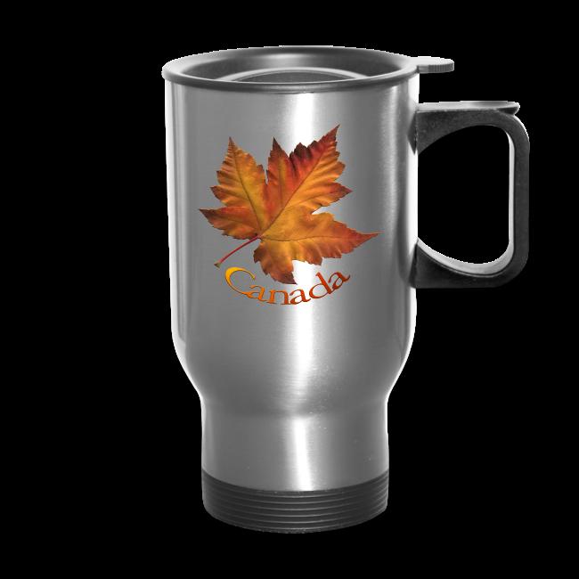 Mug Leaf Voyage MugsTasse Travel Canada Souvenir Maple De A543RjLq