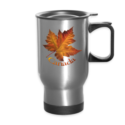 Canada Souvenir Travel Mug Canada Maple Leaf Mugs - Travel Mug