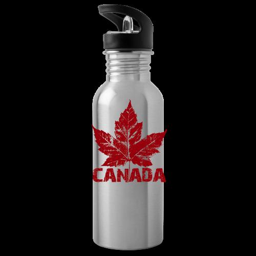 Canada Souvenir Travel Mug Cool Canada Maple Leaf Mugs  - Water Bottle