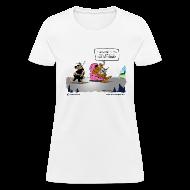 T-Shirts ~ Women's T-Shirt ~ Too Late Women's Standard Tee