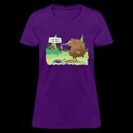 T-Shirts ~ Women's T-Shirt ~ Play Dead Women's Standard Tee