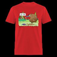 T-Shirts ~ Men's T-Shirt ~ Play Dead Men's Standard Tee
