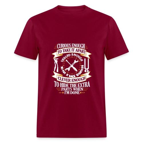 I`m an engineer - Men's T-Shirt