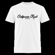 T-Shirts ~ Men's T-Shirt ~ Cali Kush (wb)