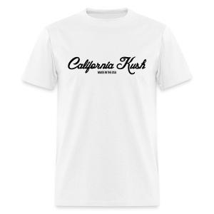 Cali Kush (wb) - Men's T-Shirt