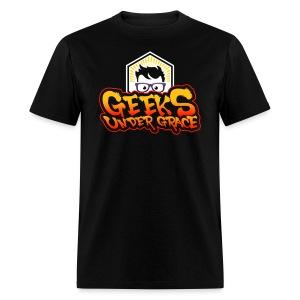 Fighters Under Grace - Men's T-Shirt