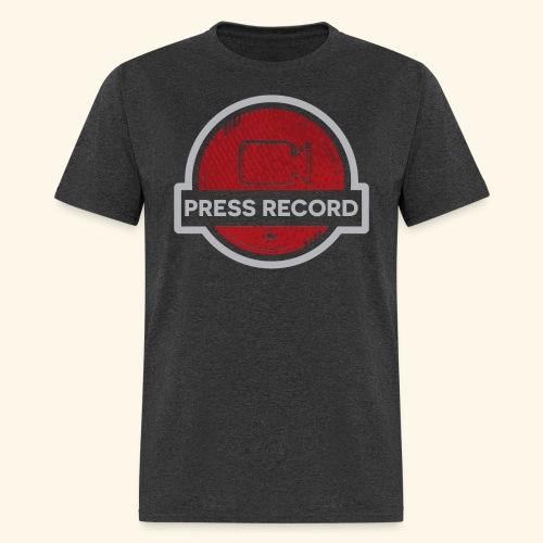 Press Record Button - Men's T-Shirt