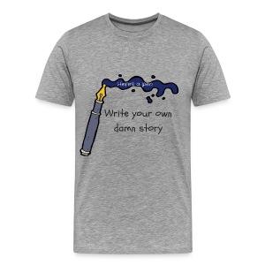 Heres A Pen Men Tee - Men's Premium T-Shirt