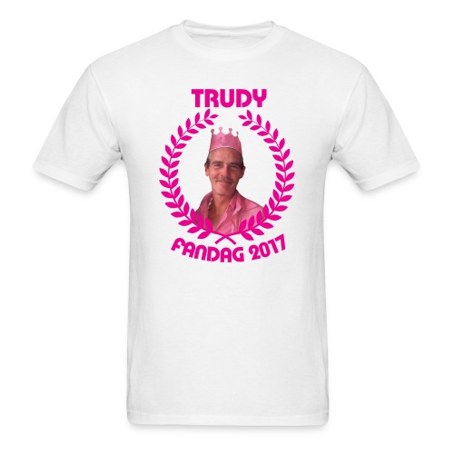 Trudy Fanday  (male) - Men's T-Shirt