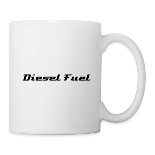 Diesel Fuel Tank - Coffee/Tea Mug