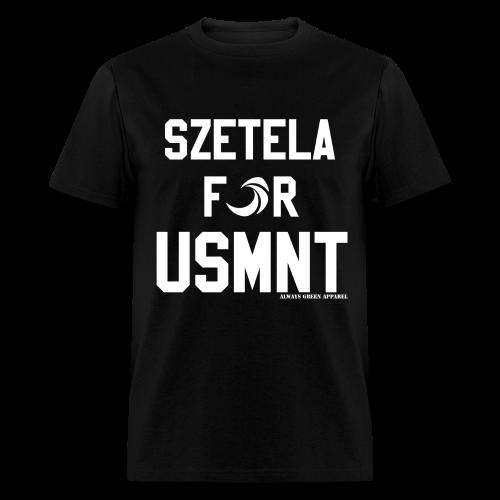 SZETELA FOR USMNT - Short Sleeve - Men's T-Shirt