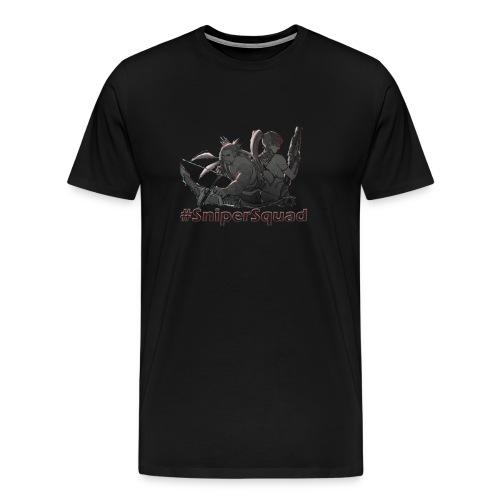 SniperSquad Tee - Men's Premium T-Shirt