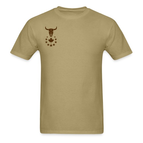 The Stampede - Men's T-Shirt
