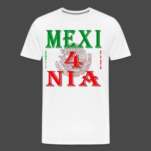 MEXI4NIA - Small - 5XL - Men's Premium T-Shirt