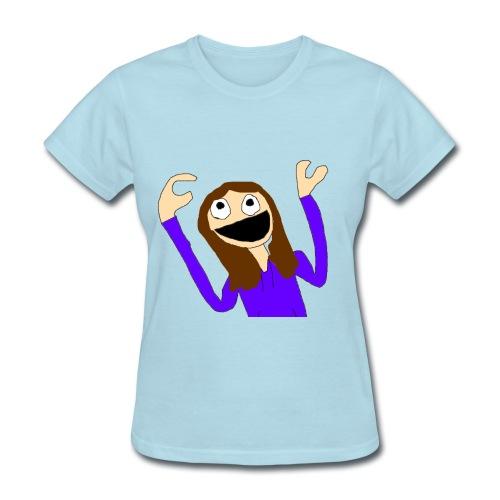 Lobster Girl T-Shirt - Women's T-Shirt
