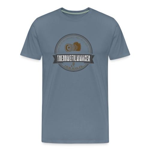 thf large logo - Men's Premium T-Shirt